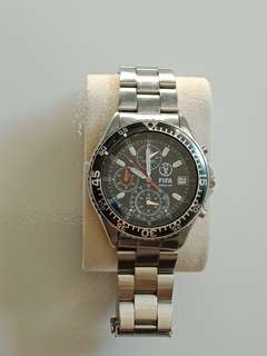 Authentic Seiko Watch 2002 FIFA World Cup (Limited Edition) - used