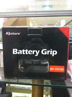 Aputure battery grip