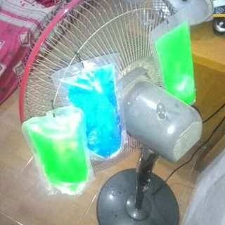 Cooling ice gel kipas angin