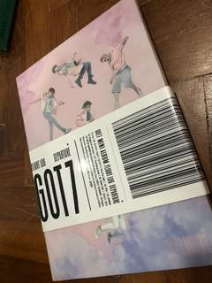 GOT7 Mini Album Vol.5 - Flight Log: Departure + Photobook