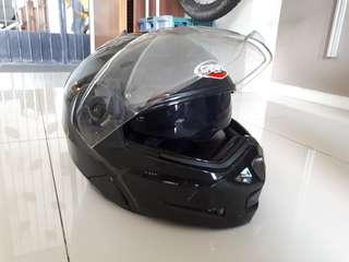 CABERG Duke Flip Up full face helmet