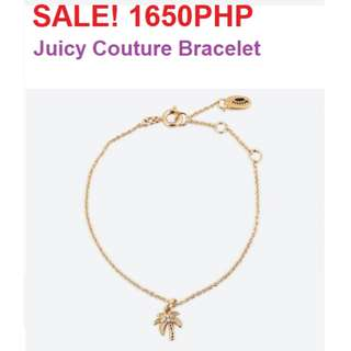 New Authentic Juicy Couture Palm Expressions Bracelet-SALE!