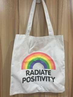 F21 Radiate Positivity Ecobag