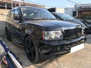 2006 RANGE ROVER SPORT SUPERCHARGED 4.2