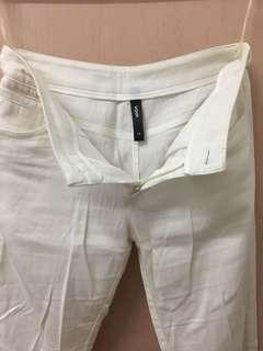 Vior White Jeans