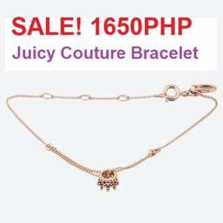 New Authentic Juicy Couture Bracelet-Sliding Crown SALE!