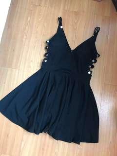⚫️ Black Slim Fit Dress ⚫️