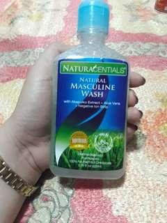 Men's Masculine Wash