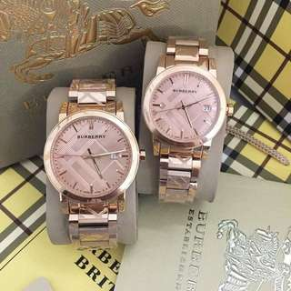 Burberry Set Watch