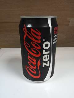 過期5年 可口可樂Coca cola zero 可拍片用
