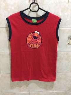 Sesame Street Sleeveless Tee