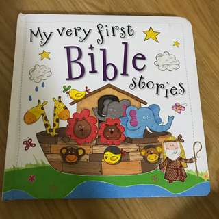 Bible Story Book
