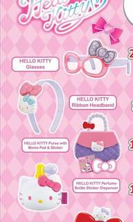 Hello kitty of 5 Pack