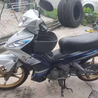 Yamaha 135LC. Still dara tkde modifications