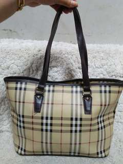 burberry inspired bag