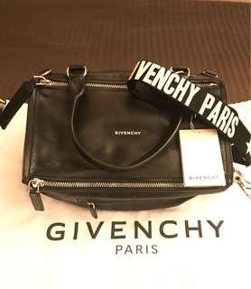 Givenchy Pandora Medium Calf Black