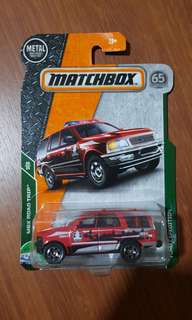 Ford Expedition Matchbox