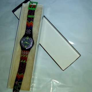 Original Swatch Aztec