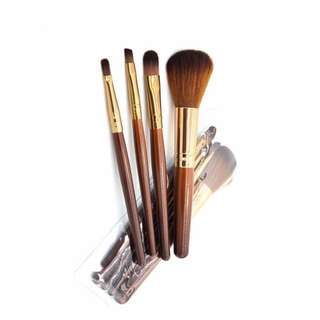 🦋Makeup Brush Comestic Toiletry Kit Wool Brand Brush Set🦋