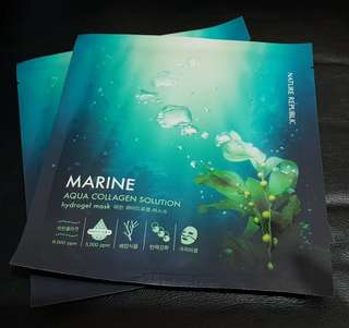 Nature Republic Marine Aqua Collagen Solution