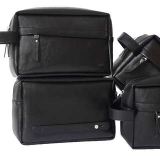 Handbag Tas Tangan Pria Gentlemen Leather Series Kulit