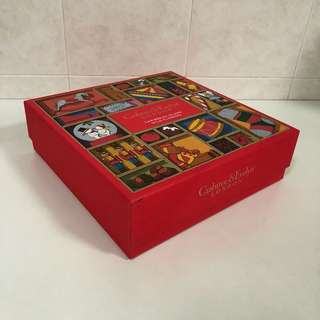 Crabtree & Evelyn Empty Box