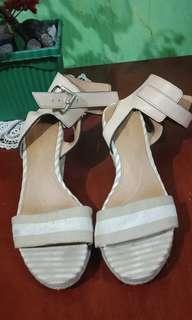 Original Coach Wedge Sandals Size 7