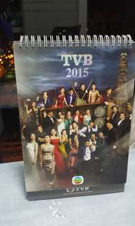 TVB calender 2015