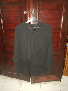 Dei rich skirt black all size