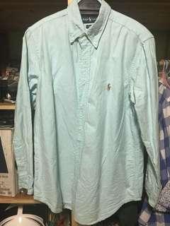 Polo Ralph Lauren Shirt (aqua blue)