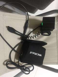 Vicmax A8 WITH EXTERNAL SWITCH