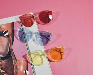 Jelly colored sunnies