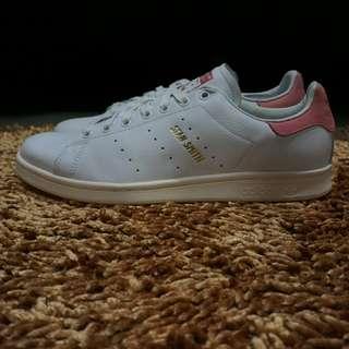 Adidas Stan Smith white Peach