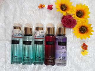 Victoria Secret mist (Authentic direct from US)