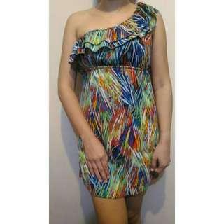 Dress (one arm)