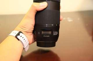 🚚 Canon EF 70-300 IS II USM
