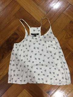 Forever21 Turtledove top