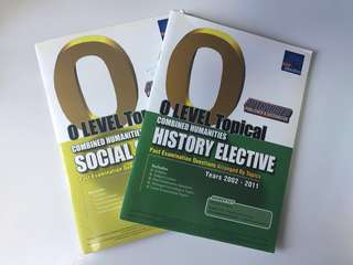 O-Level Combined Humanities Topical Question Booklet