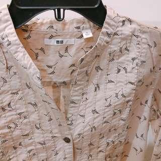 Pattern Shirt by Uniqlo