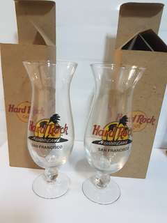 Glasses from Hard Rock