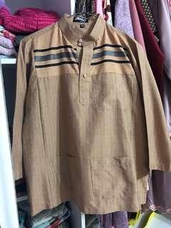 Baju Melayu for 9-10 yo.