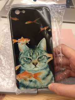 iPhone 6 cat case  貓殼