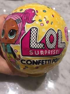 LOL Surprise Original Confetti Pop Series 3