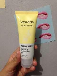 Wardah Witch Hazel Purifying Moisturizer