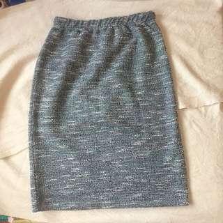 Custom Made Span Skirt