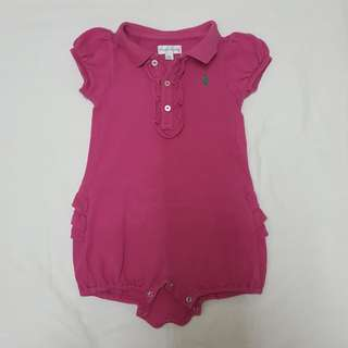 Ralph Lauren Baby Romper for 9mo