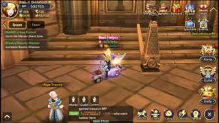 Dragon Nest Mobile account for sale
