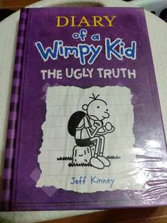 Diary of a Wimpy Kid: Ugly Truth by Jeff Kinney