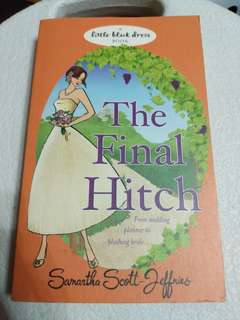 The Final Hitch by Samatha Scott-Jeffries