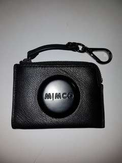 Mimco Coin Purse Keyring